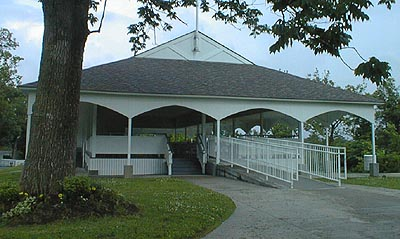 High Bridge Pavillion